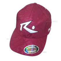 Gorras Snapbacks Visera Plana & Caps , Rusty Bordo