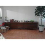 Mueble Trinchador De Madera Fina Diseño Clásico