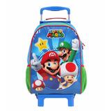 Mochilete Grande Dmw Super Mario Bros 49068