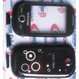 Frete Gratis! Carcaça Samsung Corby S3650 Preta + Botões