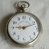 Relógio De Bolso Roskopf Patent - Raridade!!