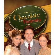 Novela Chocolate Com Pimenta Completa Em Dvd (frete Grátis)