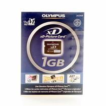 Cartão Memória Camera Digital Fuji Olympus Xd 1gb Lacrado