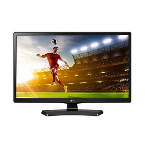 Monitor Tv Lg 20 20mt48df Led Full Hd Negro