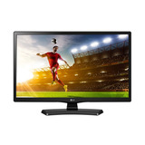 Monitor Tv Lg 20 20mt48df Led Full Hd Negro