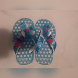 Sandalias Decoradas De Niñas...