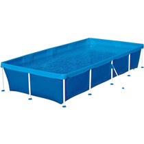 Piscina Retangular Mor 1005 3.000l - Azul