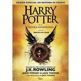 Harry Potter E A Criança Amaldiçoada Parte 1 E 2