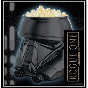 Balde Death Trooper Star Wars Rogue One Cinemark