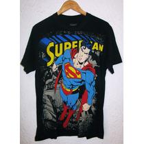 Polos Marvel Dc Comic Serigrafia Superheroes Indumentaria