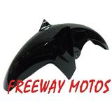 Guardabarro Del Yamaha Ybr 125 Negro 2012/16 Full Freeway