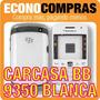 Carcasa Para Blackberry Curve 9350 Blanca 100% Nueva!!!!!!!!