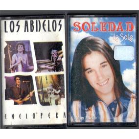 L0te Soledad, Los Abuelos De La Nada - En 17 Cassettes