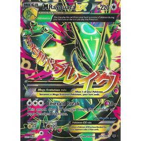M Rayquaza Ex Full Art (fa) Pokemon Tcg Online