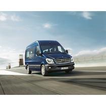 Mercedes Benz - Sprinter Minibus Estándar 415 Cdi C/asientos
