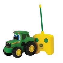 Tractor Con Control Remoto John Deere Original