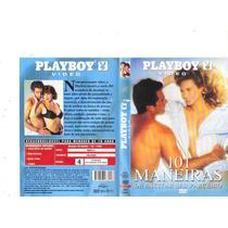 Dvd Playboy, 101 Maneiras De Excitar Seu Parceiro, Original