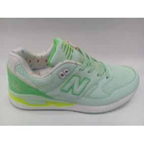 New Balance 665 verde