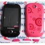 Carcaça Samsung Corby S3650 Rosa + Botões