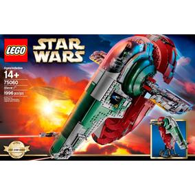 Lego Star Wars Slave 75060 Novo, A Pronta Entrega