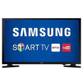 Smart Tv 48 Led Full Hd Un48j5200 Wifi Smart Hub Samsung