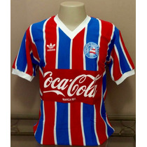 Camisa Retrô Bahia 1988 Listrada - S A L D Ã O ! ! !