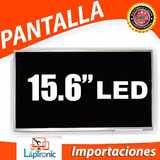 Pantalla Laptop 15.6 Led Hp Toshiba Lenovo Sony Con Inst