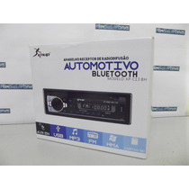 Auto Radio Mp3 Player Automotivo Usb Sd, Bluetooth, Controle