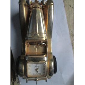Carrito Reloj 1960