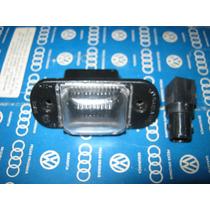 Lanterna De Placa Gol G3 Até 2002 Original Com Soquete