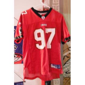 Tampa Bay Buccaneers Jersey Reebok Nfl Simeon Rice Football