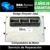 Reparacion Ecm Ecu Pcm Dodge Chrysler Jeep Ram Cherokee