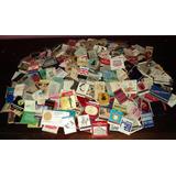100 Cajas De Fosforos Antiguas D Coleccion /gran Acumulacion