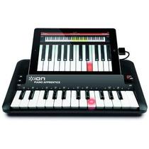 Pianoapp Teclado C/ 25 Teclas Conexão P/ Iphone Ipad Ipod
