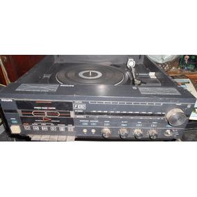 Aparelho De Som Philips 3 Em 1 Modelo F 1010