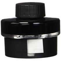 Lamy En Botella De 50 Ml De Tinta Con Papel Secante-negro (