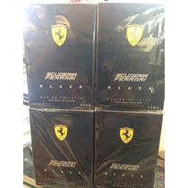 Ferrari Black 125 Ml Masc Lacrado Original (frete Gratis )