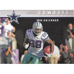 Calendario 2014 Dallas Cowboys Envio Gratis!!!!!! Kikkoman65