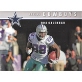 Calendario 2014 Dallas Cowboys Envio Gratis!!!!!! Kikkoman65