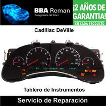 Reparacion De Tablero Instrumentos Cadillac Deville 1994-05