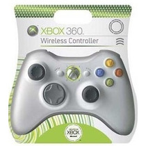 Controle Xbox 360 Da Microsoft Original Branco Waielees