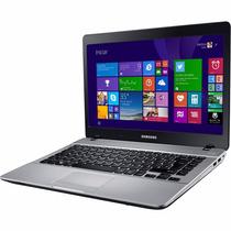 Notebook Samsung Np370e4k-kdabr Intel Celeron 3205u Vitrine