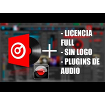 Virtual Dj 8 Full + Controladores + Sin Logo + Plugins+skins