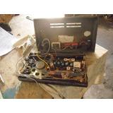 Antigo Rádio Philips Companheiro Para Doador De Peças