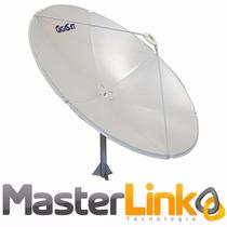 Antena Parabólica Banda Ku 150 Cm Offset - Gigasat