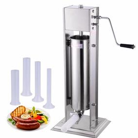 Embutidor Industrial Alimentos Salchichas Chorizo 20 Lb-9 Kg