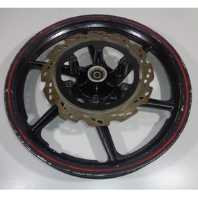 Roda Dianteira Dafra Apache 150 Com Disco