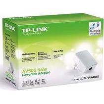 Adaptador Powerline Starter Tp-link Tl-pa2010 C/ 1 Unidade