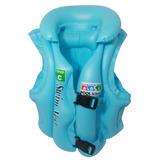 Colete Inflável Bóia Infantil Para Bebê/criança, Piscina