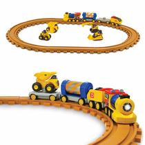 Trenzinho Preschool Express Train Cat Trem Dtc